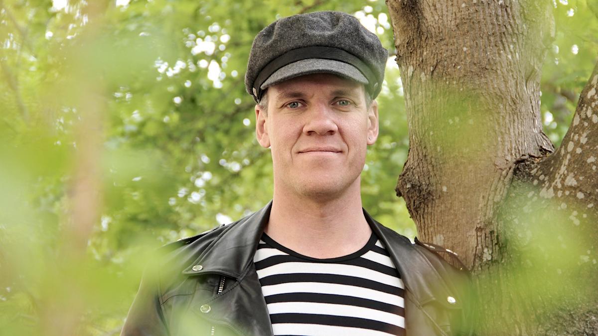 Anders Brokvist. Foto: Lars-Gunnar Olsson/Sveriges Radio.
