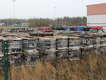 Sanering batterifabrik kan kosta 30 miljoner