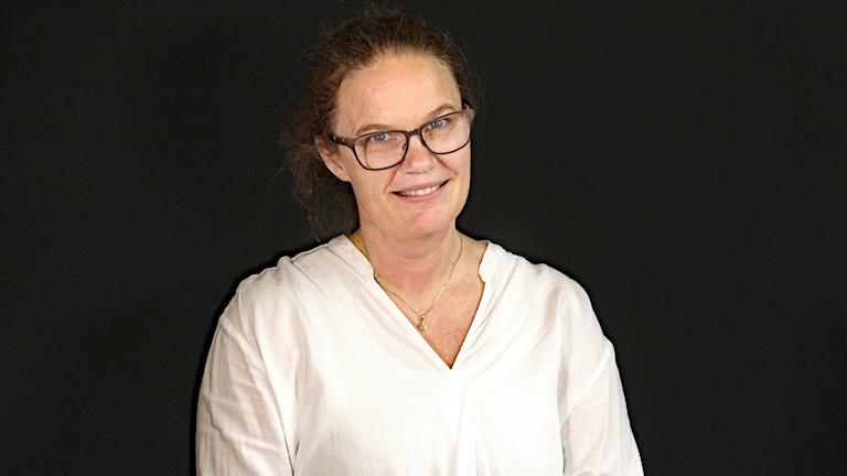 Nina Christensson. Foto: Lars-Gunnar Olsson/Sveriges Radio.