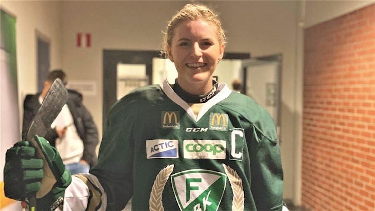 Julia Pettersson FBK dam