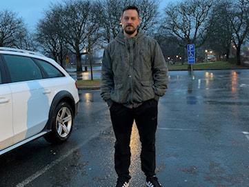 Punkteringsvåg har drabbat bilister i Kil