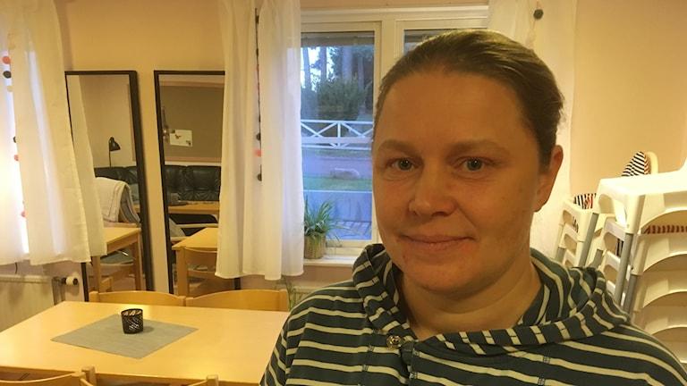 Linda Ganters präst Alster-Nyedsbygdens församling