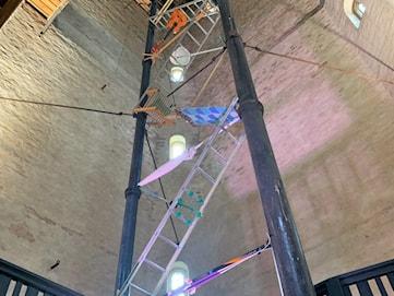 Vardagsprylar blir konst i Vattentornet