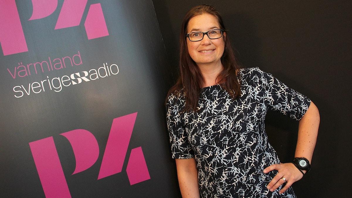 Jenny Norberg. Foto: Lars-Gunnar Olsson/Sveriges Radio.