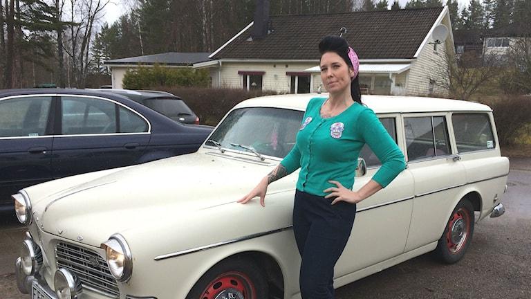 Jessica Amneteg. Foto: Privat.