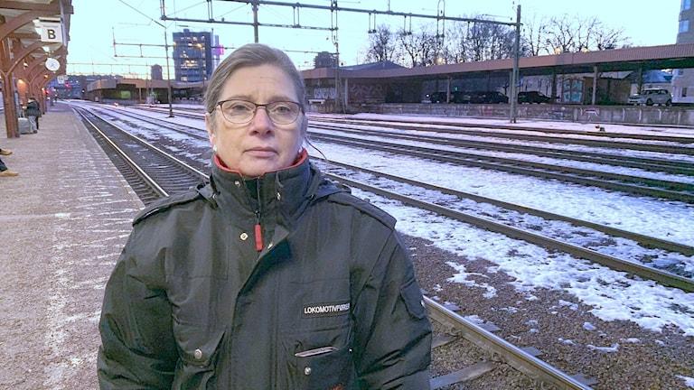 Siv Moström. Foto: Gustav Jacobson/Sveriges Radio.