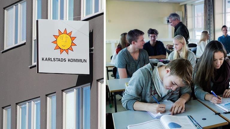 Karlstad Lärare gymnasie skola