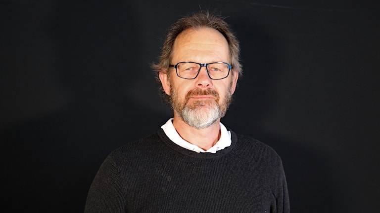 Kurt Flyman, behandlingskonsulent på Nexus. Foto Örjan Bengtzing/Sveriges Radio.