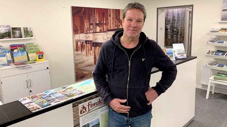 Mats Olsson. Foto: Felix Hall/Sveriges Radio