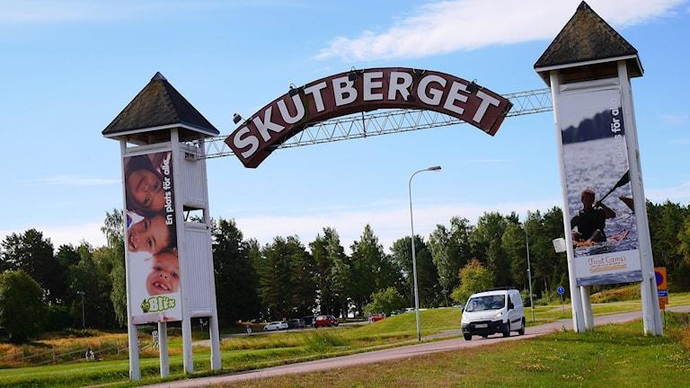Skutberget. Foto: Karlstads kommun.