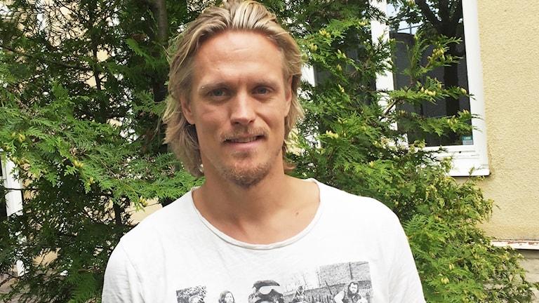 Magnus Nygren. Foto: Mats Fagerström/Sveriges Radio.
