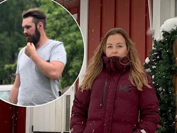 """Erika kan inte träffa sin norska kärlek: """"Det är frustrerande"""""""