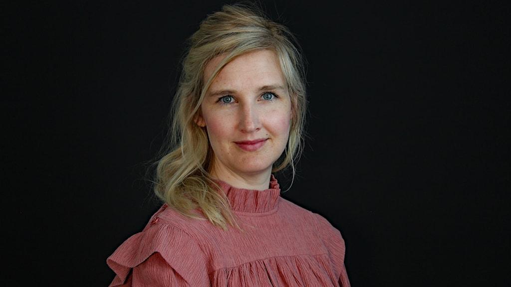 Anna Lindgren Fändriks. Foto: Örjan Bengtzing/Sveriges Radio