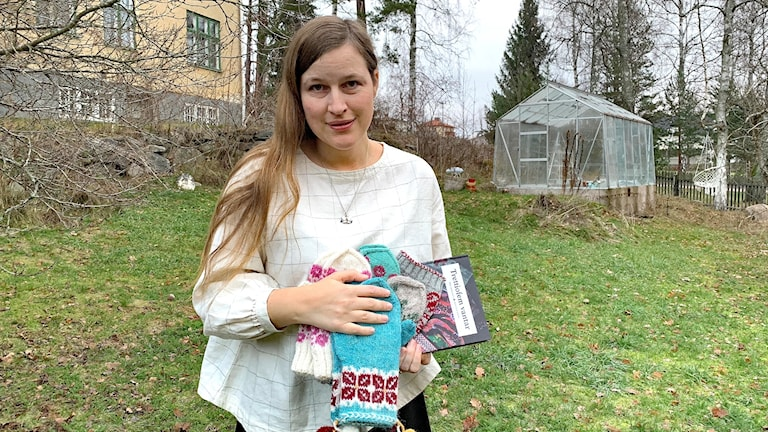 Maja Karlsson. Foto: Gustav Jacobson/Sveriges Radio.