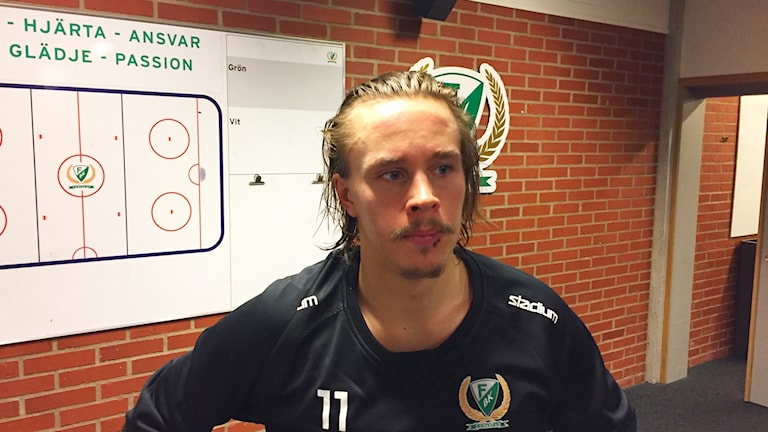 Färjestads Joakim Nygård