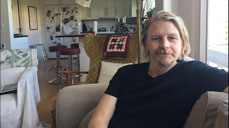 Per Thorén, manusförfattare och drivande i projektet med musikalen Electra.