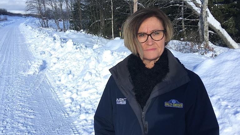 Gunilla Hilmersson, MK Ratten. Foto: Per Larsson/Sveriges Radio.