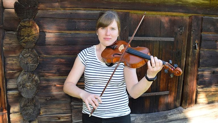 Maria Andersson, riksspeleman