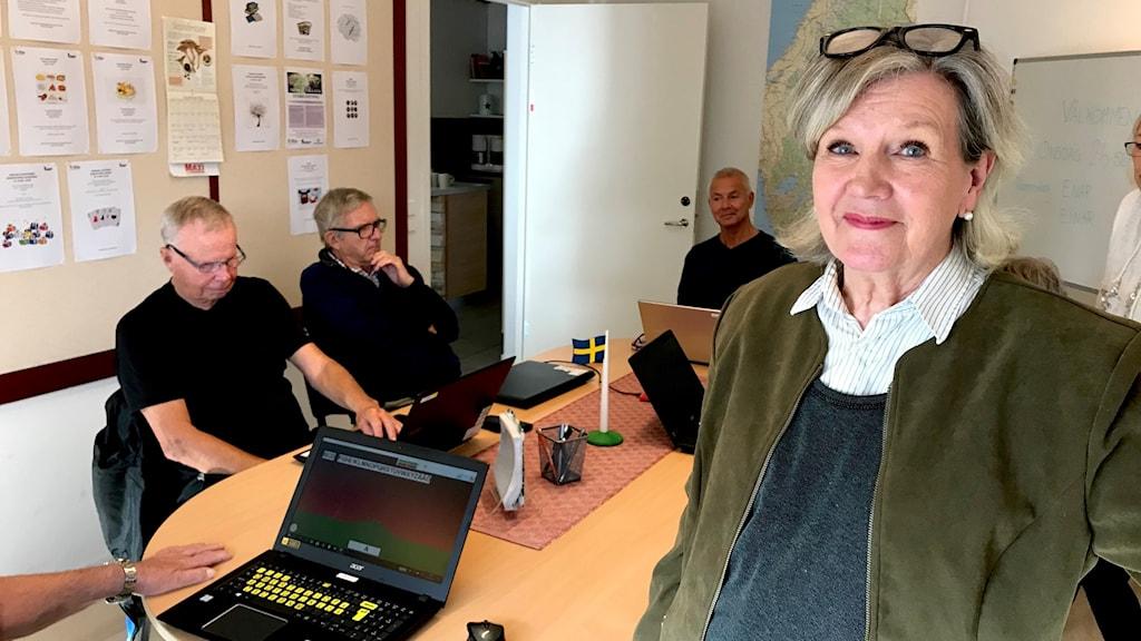 afasi dagverksamhet karlstad förening Lisbeth Nilsson, grundare
