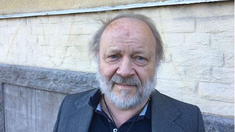 Peter Olausson, universitetslektor i historia vid Karlstads universitet.