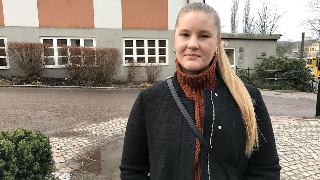 Anna Ströander Venäläinen. Foto: Per Larsson/Sveriges Radio.