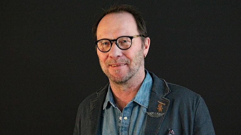 H-G Storm radiopsykolog. Foto Örjan Bengtzing