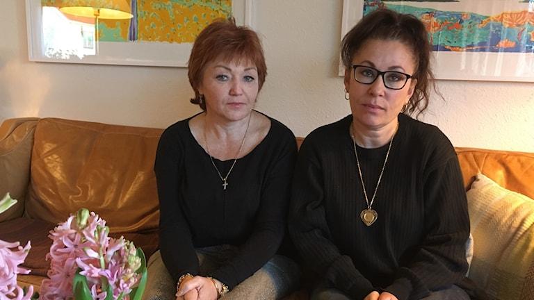 Bela Dragic och Anna Hansson är bägge gode män till lever på Herrgårdsskolan, de känner sig besvikna på Herrgårdsskolan i Säffle.