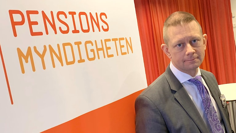 Magnus Rhodin. Foto: Gustav Jacobson/Sveriges Radio.
