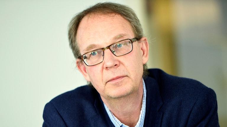 Stefan Olsson. Foto: Stina Stjernkvist/TT.