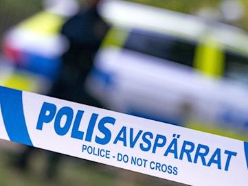 Man anhållen misstänkt för mord i Arvika