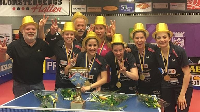 Storfors BTK Svenska Mästare 2018