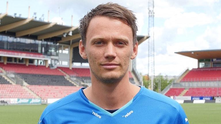 före detta FC Gute-spelare, nu i Örebro SK