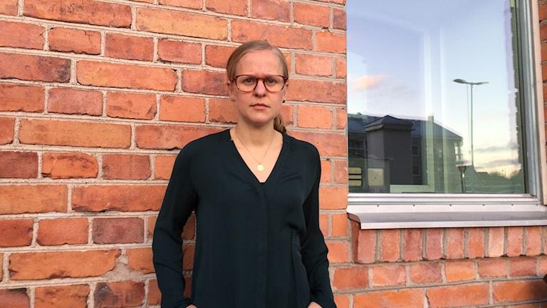 Anne Örtqvist är en av över 10 000 läkare som skrivit under #utantystnadsplikt.
