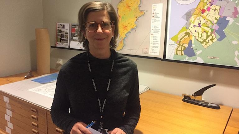 Anna Fagerberg, SACO