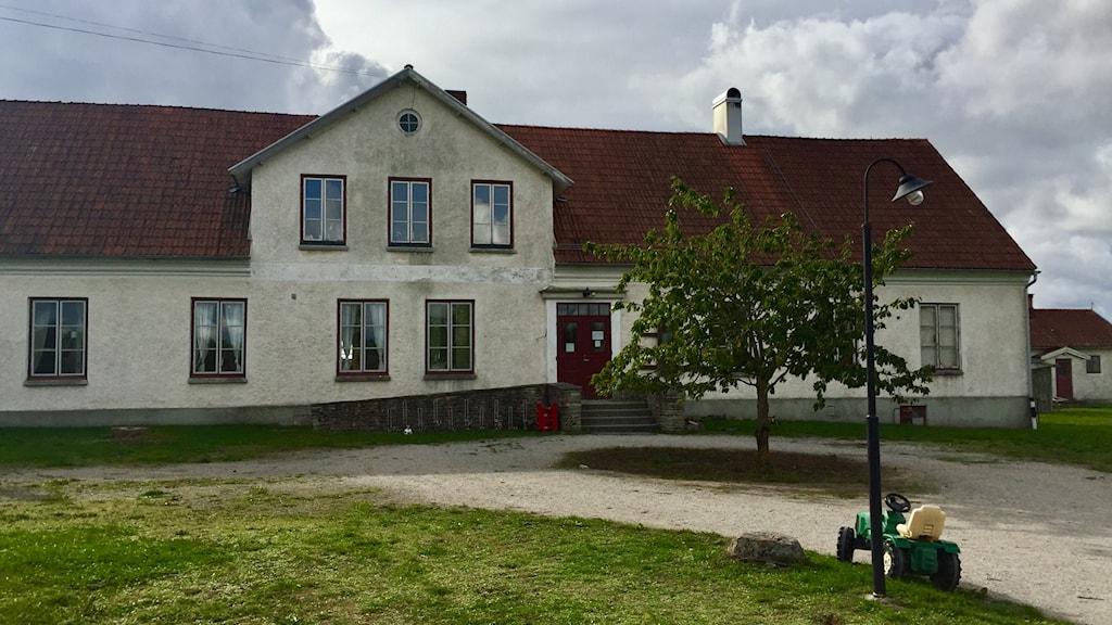 Förskolan i Hellvi