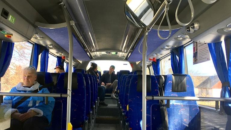 Bussresenärer