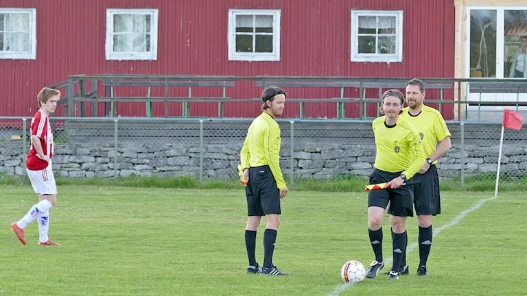 Oskar Olsson, Pontus Westberg och Pelle Öström