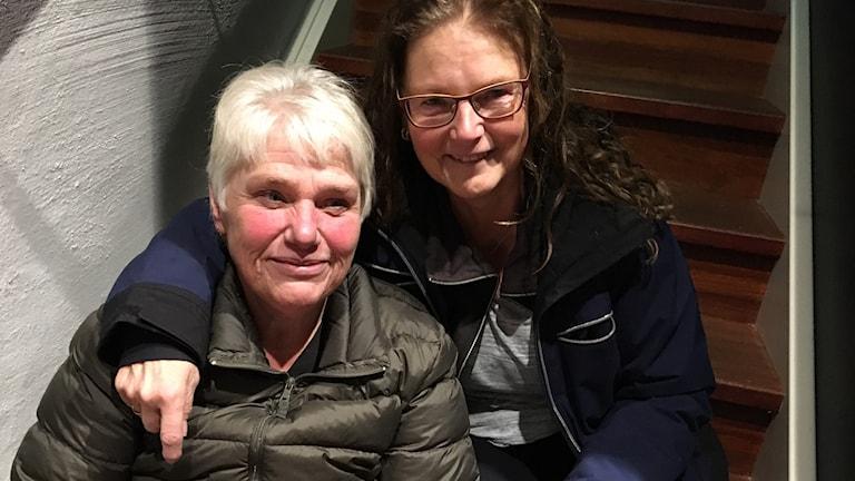 Eva Jonsson och Ingela Marquart