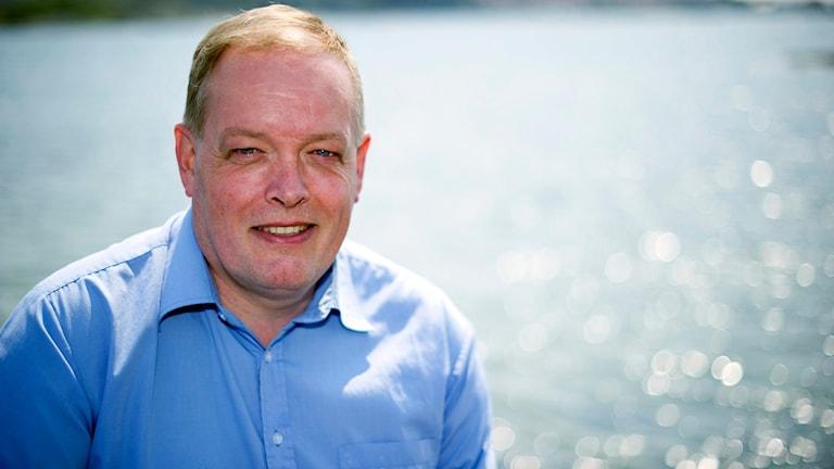 Björn Risinger, generaldirektör för Naturvårdsverket.