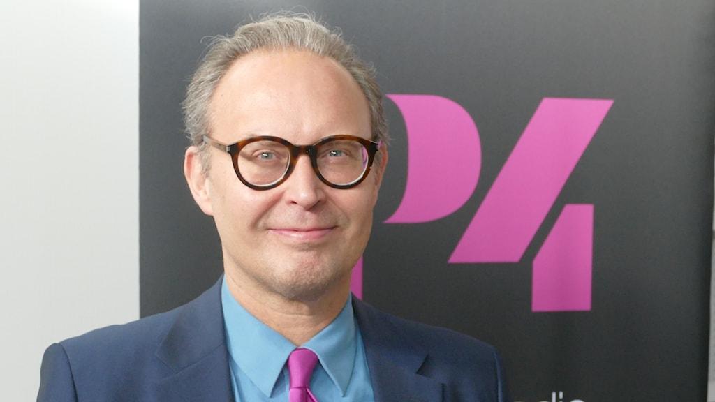Tomas Pettersson toppar Feministiskt initiativ till Regionfullmäktige på Gotland.
