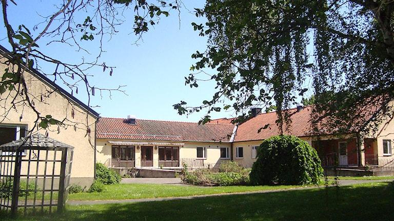 Sudergården i Burgsvik. Foto: Karin Persson/SR Gotland