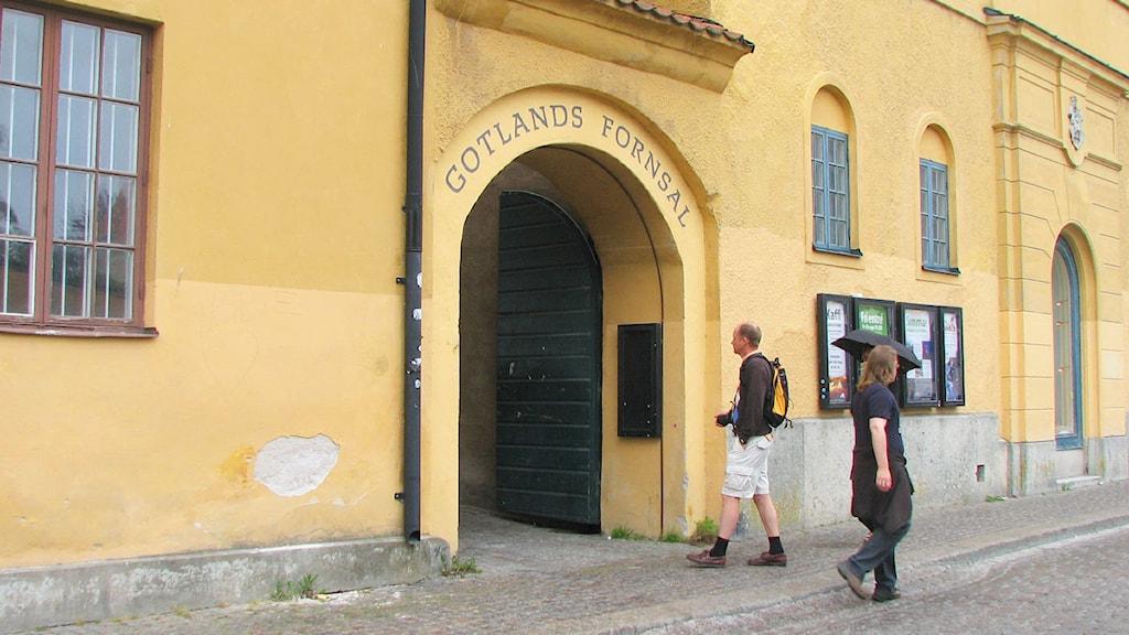 Gotlands museum.