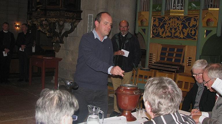 Röstning i biskopsvalet 2010