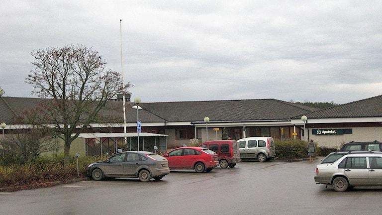 Hemse vårdcentral och apotek. Arkivfoto: Jonas Neuman/SR Gotland