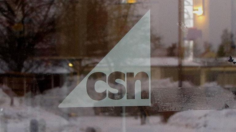 CSN i Visby. Foto: Mika Koskelainen/SR Gotland