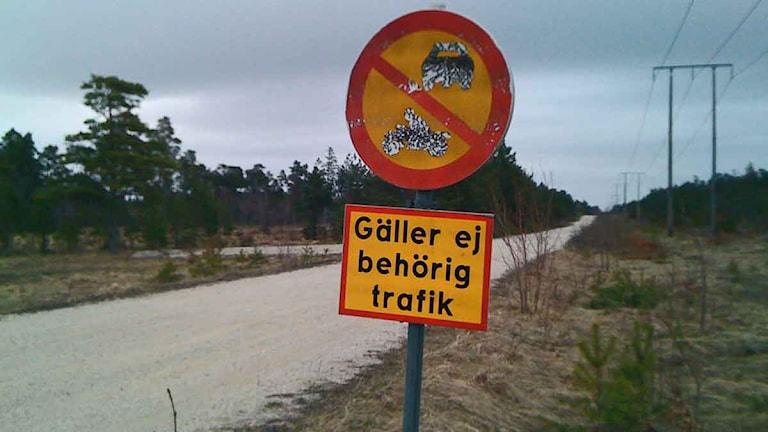 Fler vägar kan bli förbjudna om Regionen slutar ha underhållet.