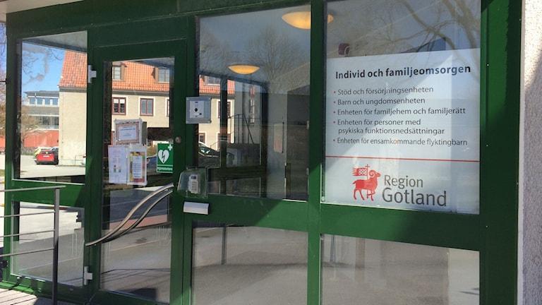 Individ- och familjeomsorgen Region Gotland