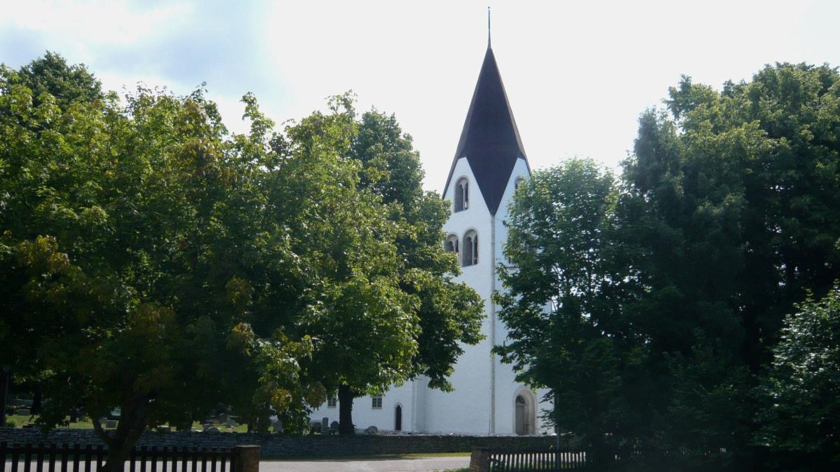 Eksta kyrka.