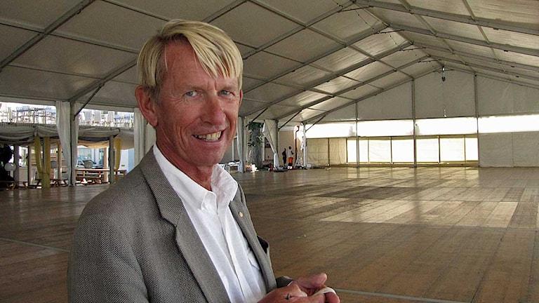 Magnus Sundblad. Arkivfoto Lasse Ahnell/Sveriges Radio