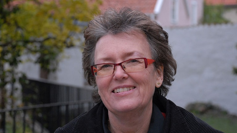 Annika Hakalax. Foto: Svenska kyrkan